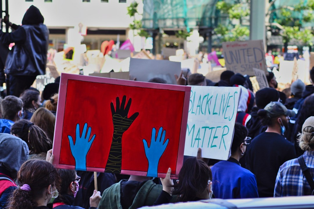 Photo of Black Lives Matter Protest