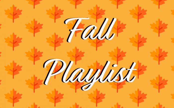 Student Media Fall Playlist